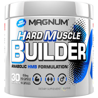 Magnum: Hard Muscle Builder 30 Servings