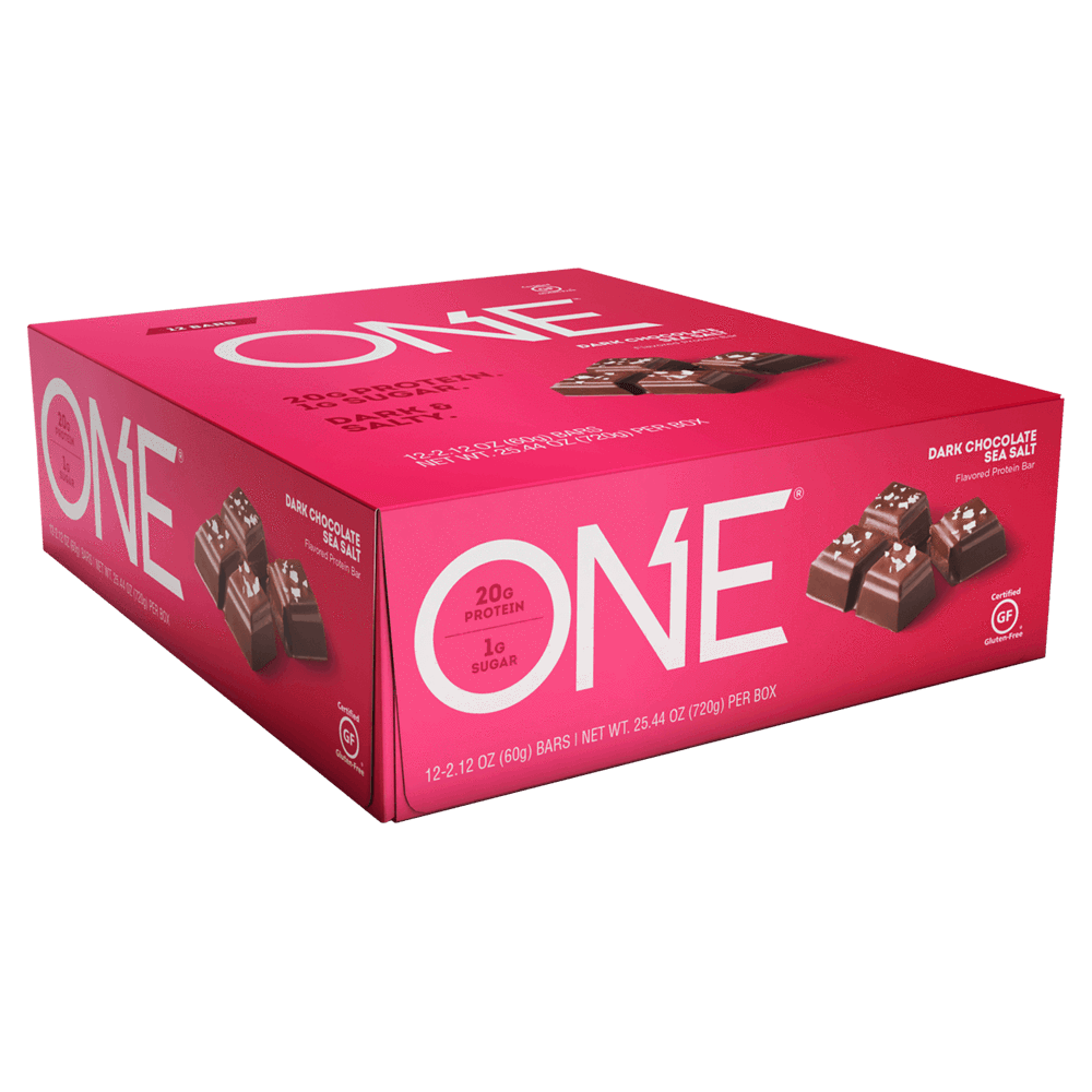 Oh Yeah! One Bar Box - Dark Chocolate