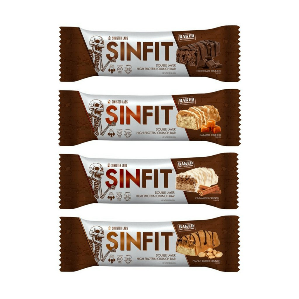 Sinister Labs: SINFIT Protein Bar