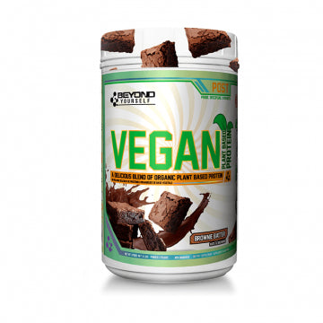 Beyond Yourself: Vegan Plant Based Protein