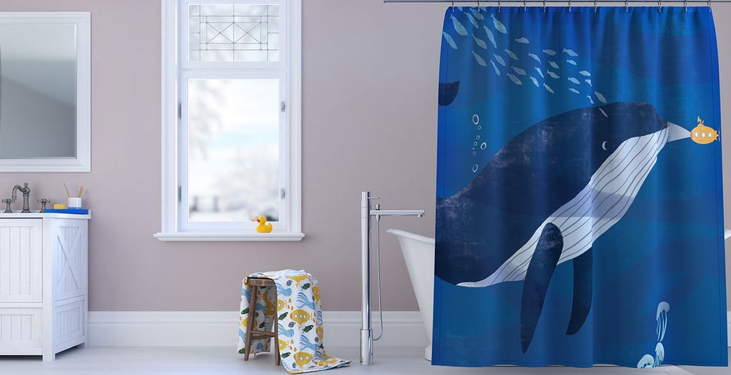 Cute Childrens Shower Curtains And Where To Find Them