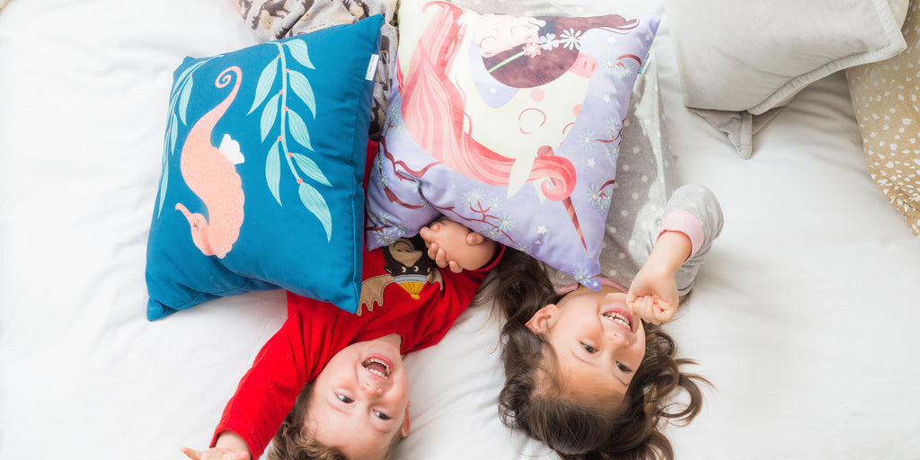 How To Use Cute Throw Pillows In Your Child's Nursery And Playroom Decor Magnificent Children's Decorative Pillows