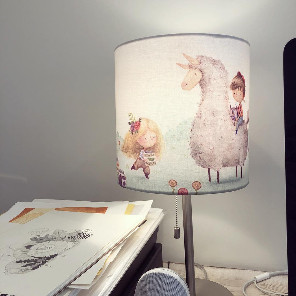 Lamp as a Gift for New Parents