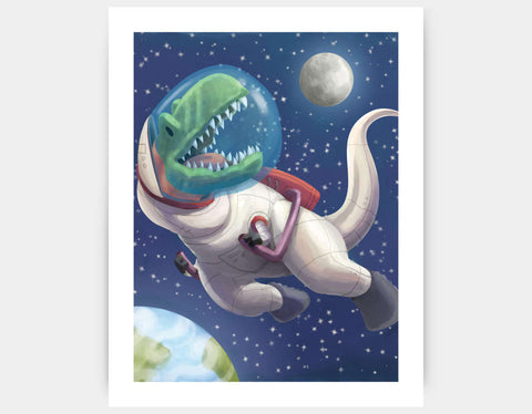 Spacewalk Rex