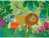 Jungle Stroll Art Print by Kay Widdowson - Design