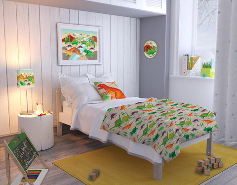 Dinoland Adventure Collection by Liza Lewis - Room