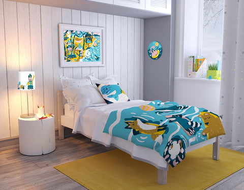 Vacation Time Collection by Kelly Breemer - Room