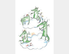 Dragon Decor for Boys Rooms