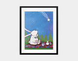 Make a Wish Framed Art by Andrea Doss - Medium / Black