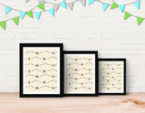 Busy Squirrel Banner Framed Art by Paola Zakimi - Lifestyle