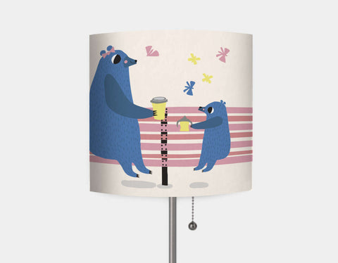 Happy Play Snack Time with Mummy Lamp by Sue Downing - Main