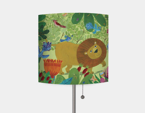Jungle Stroll Lamp by Kay Widdowson - Main