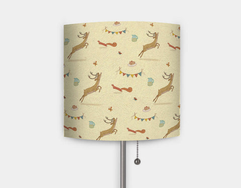 Sunny Fun Lamp by Alexandra Ball - Main