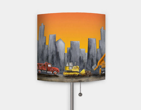 Construction Site Lamp by Brett Blumenthal - Main