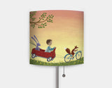 Party Kits Lamp by Julia Collard - Main