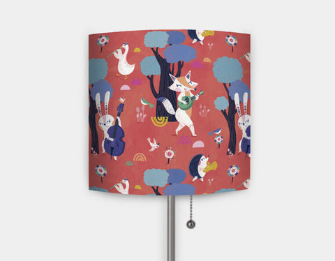 Forest Party Lamp by Antoana Oreski - Main