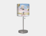Balloon & Bathtime Ride Lamp by Patrick S Brooks - Secondary