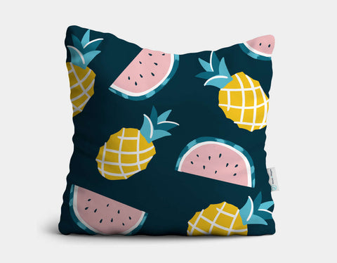 Fruity Goodness Throw Pillow by Kelly Breemer - Main