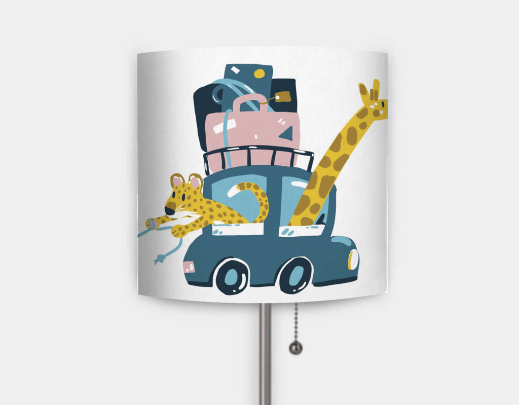 Roadtrip Lamp by Kelly Breemer - Main