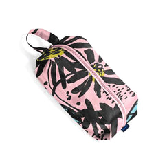 Small Cosmetic Case | Pink Floral