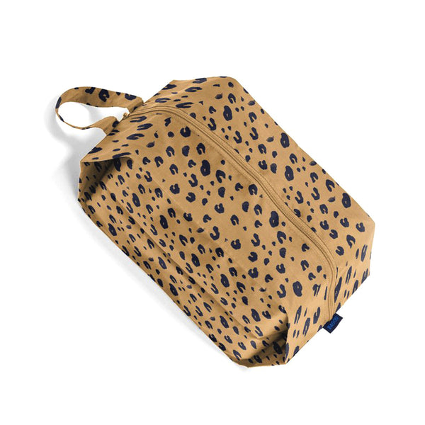 Large Toiletry Case | Leopard