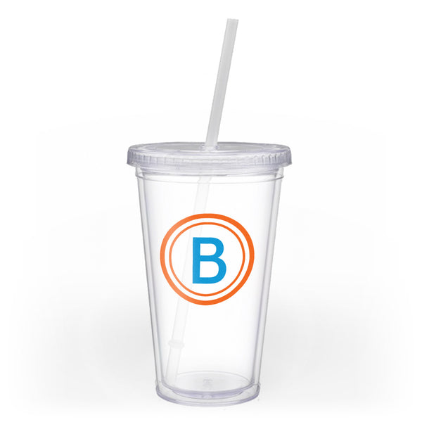 The Classic Tumbler | Clear