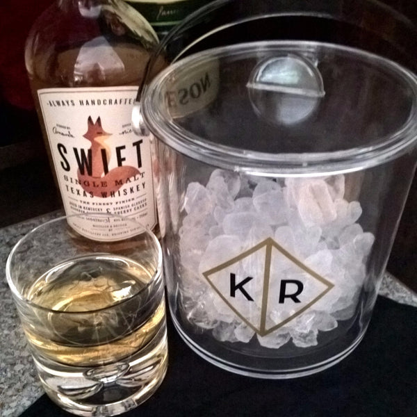 Monogram Ice Bucket