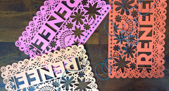 Papel Picado Custom Garland