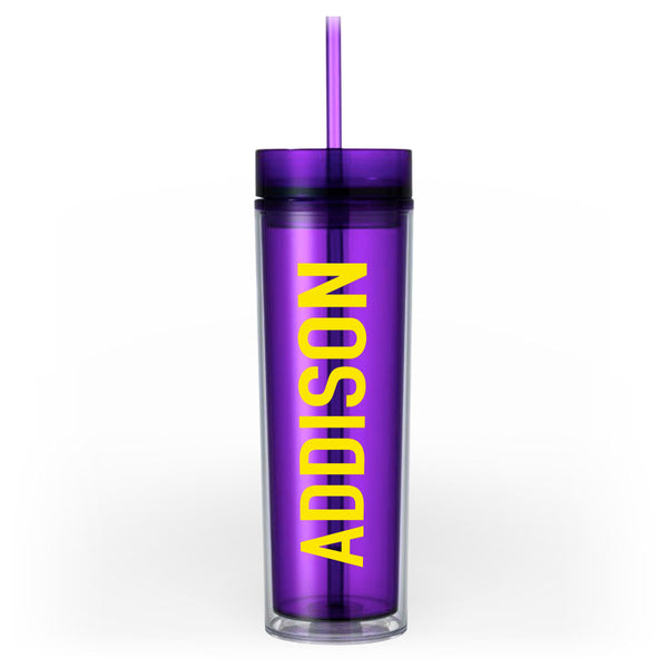 The Skinny Sipper | Purple