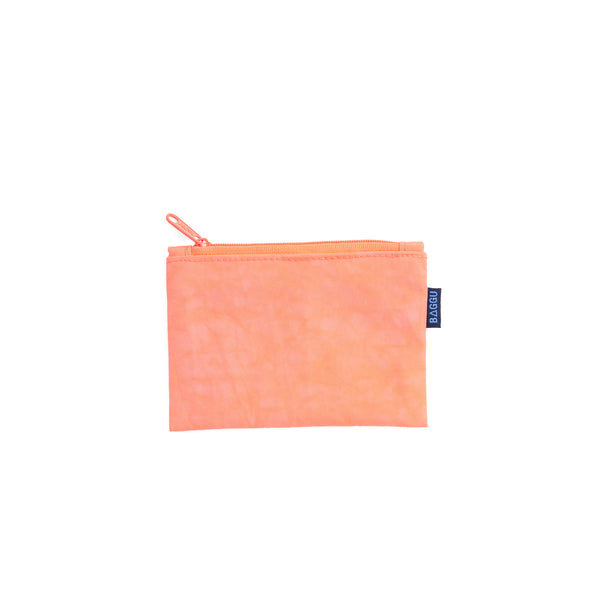 Small Flat Wallet | Electric Poppy