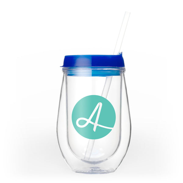 The Festival Wine Sippy | Blue