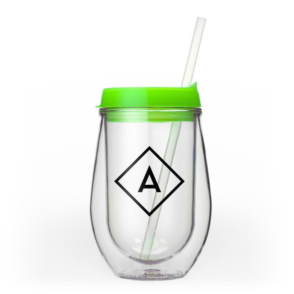 The Festival Wine Sippy | Green