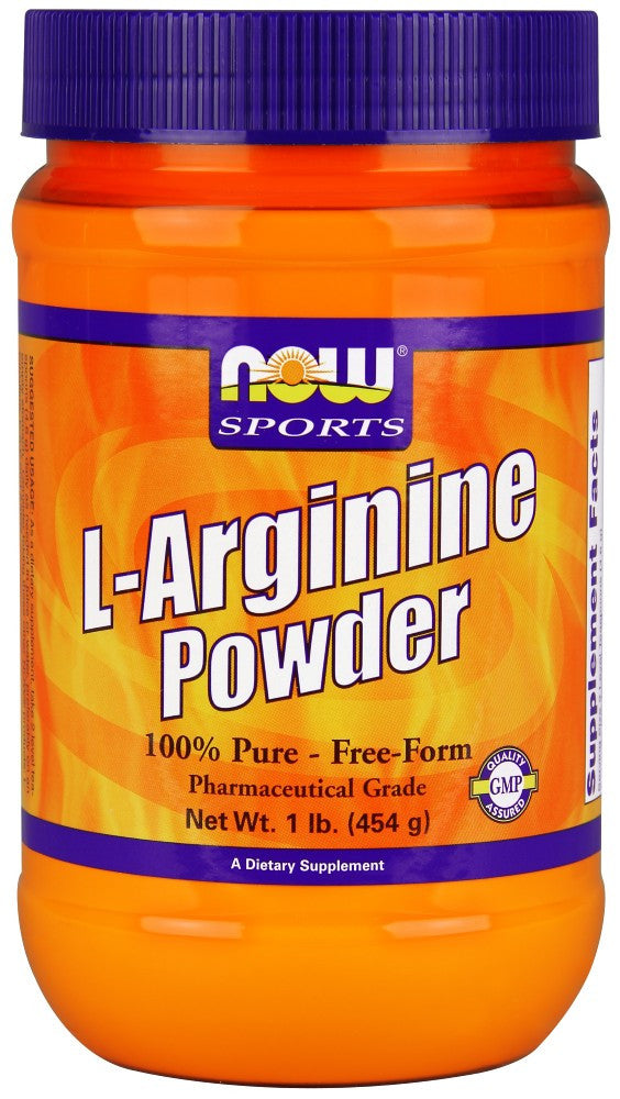 NOW L-Arginine Powder - 1 lb.