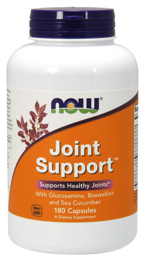 NOW Joint Support - 180 Capsules