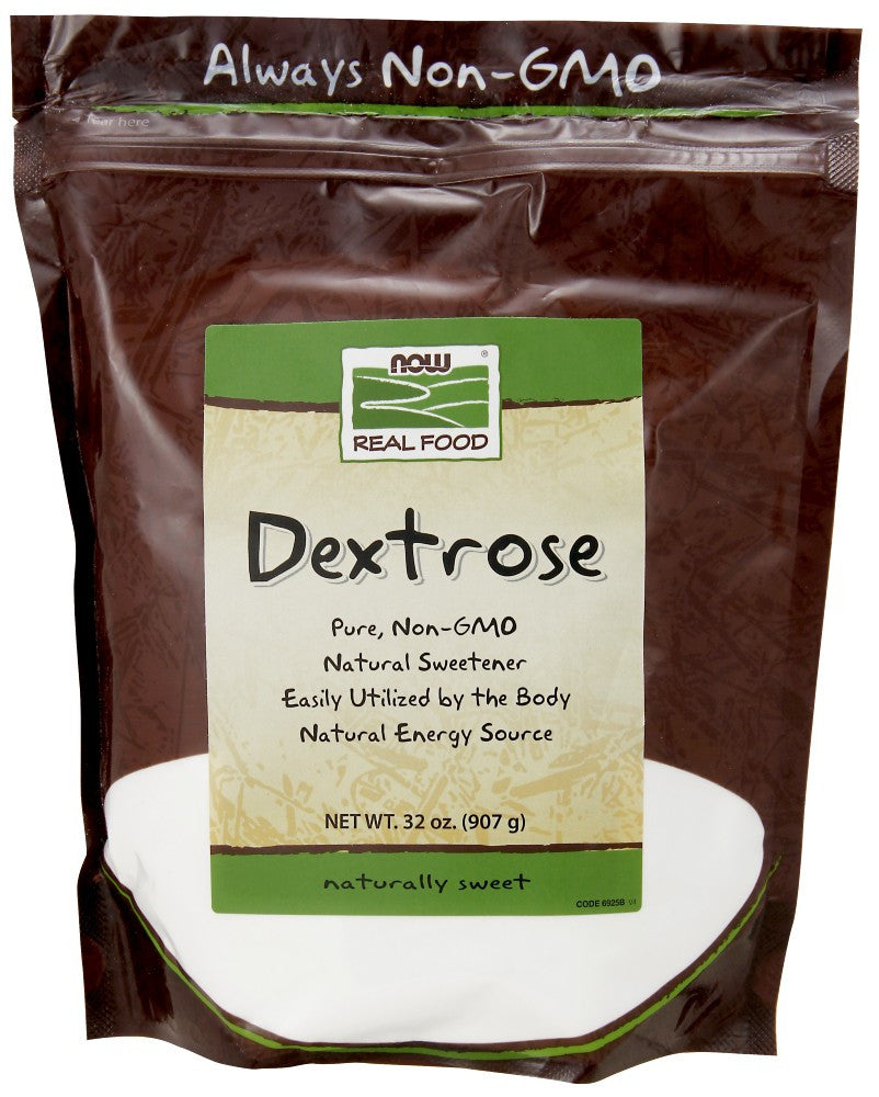 NOW Dextrose Powder 2 lbs.