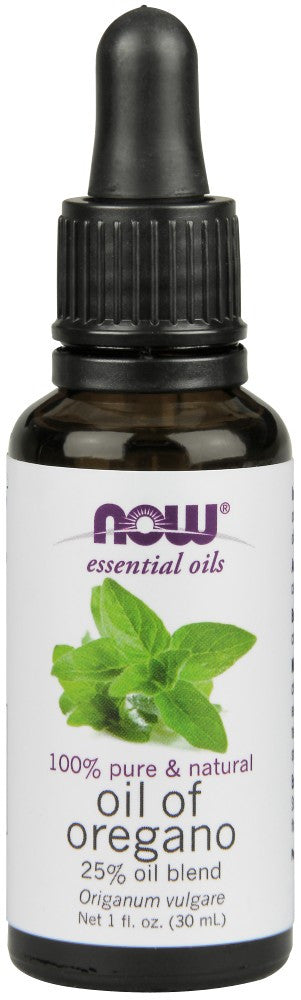 NOW Oil of Oregano Blend - 1 fl. oz.