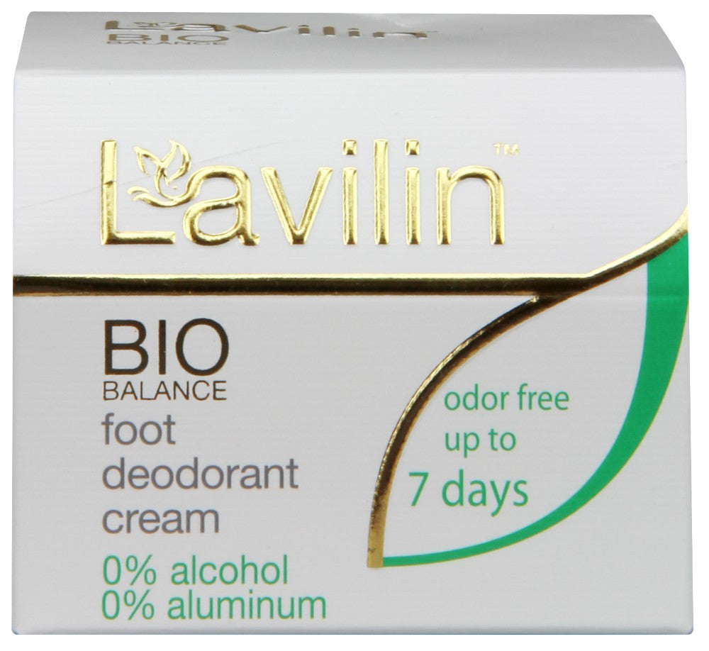 NOW Lavilin Foot Deodorant Cream - Large Size