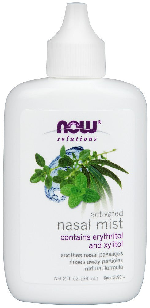 NOW Nasal Mist Activated - 2 fl. oz.
