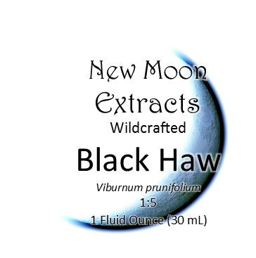 Black Haw Tincture (Wildcrafted)