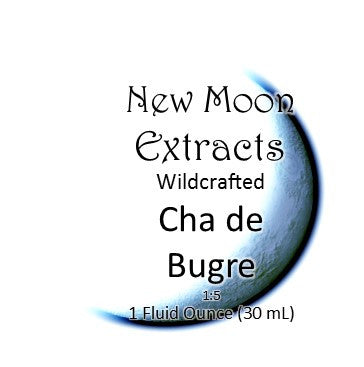 Cha de Bugre Tincture (Wildcrafted)