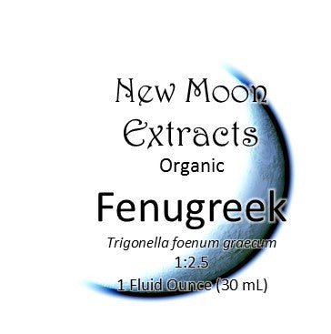 Fenugreek  Tincture (Organic)