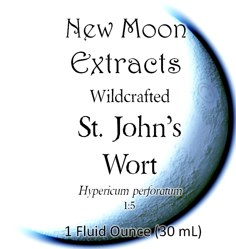 St. John's Wort Tincture (Wildcrafted)