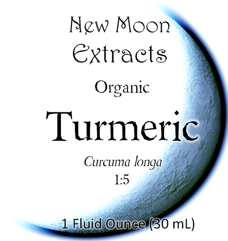 Turmeric Tincture (Dried herb, Organic)