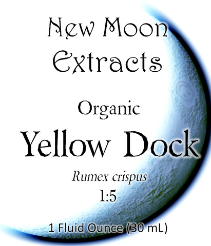 Yellow Dock Tincture (Organic)
