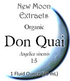 Don Quai Tincture (Organic)