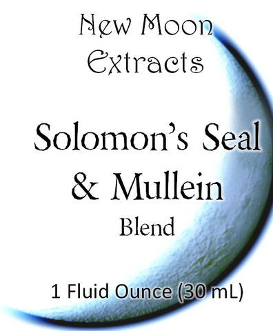 Solomon's Seal & Mullein Tincture Blend