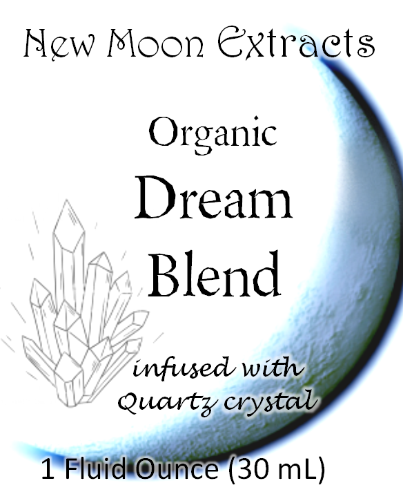 Dream Blend Tincture (Organic)