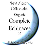 Complete Echinacea Tincture Blend (Organic)