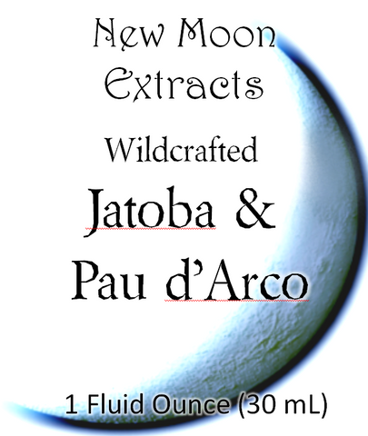 Jatoba & Pau d'Arco Tincture Blend (Wildcrafted)