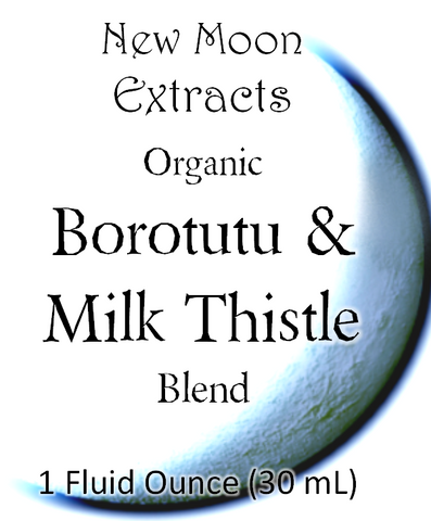 Borotutu & Milk Thistle Tincture Blend (Organic)